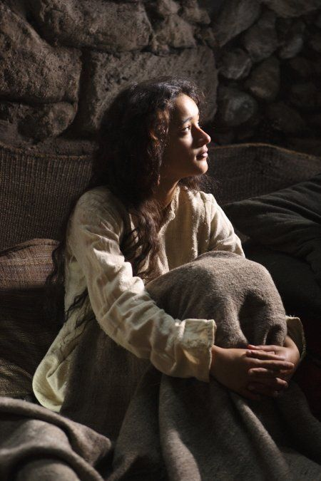 Still of Keisha Castle-Hughes in The Nativity Story