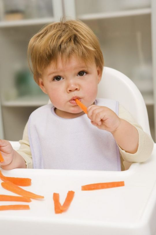 Rozszerzanie diety sposobem Bobas Lubi Wybór to przygoda całej rodziny…
