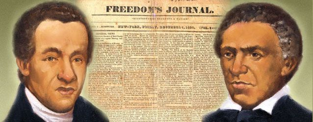 Voices of freedom journal industrialization