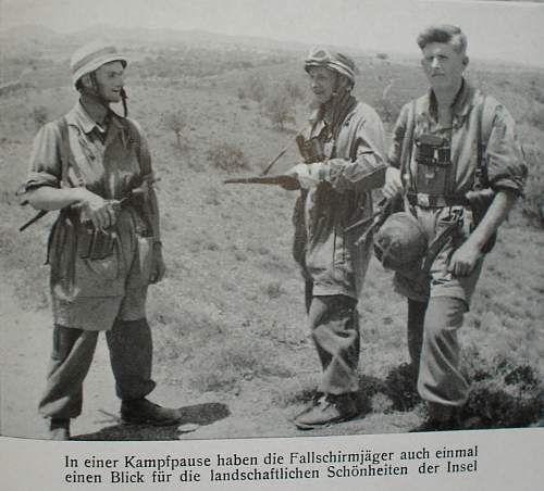 Fallschirmjager Crete