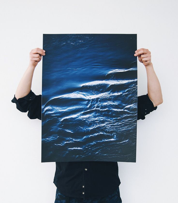 The Curvature, 50 x 70 cm, Limited to 30 editions