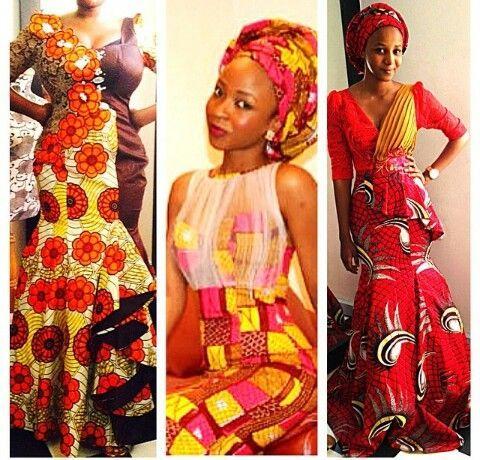 Check Out This Ankara Designs  http://www.dezangozone.com/2015/08/check-out-this-ankara-designs.html ~African fashion, Ankara, kitenge, African women dresses, African prints, Braids, Nigerian wedding, Ghanaian fashion, African wedding ~DKK