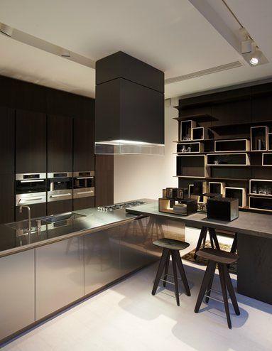@Poliform   Varenna Paris, Parigi, 2010 #kitchen #design