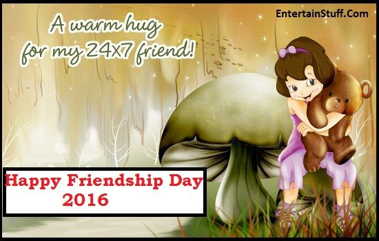 Happy Friendship Day Latest SMS, Quotes, Wishes and Wallpapers