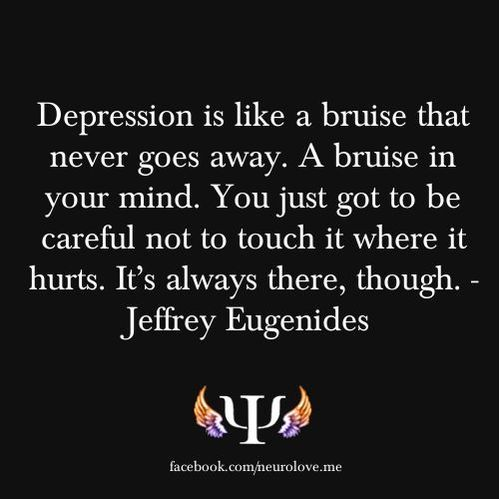 Sad Quotes About Depression: 17 Best Images About Emotional Pain On Pinterest