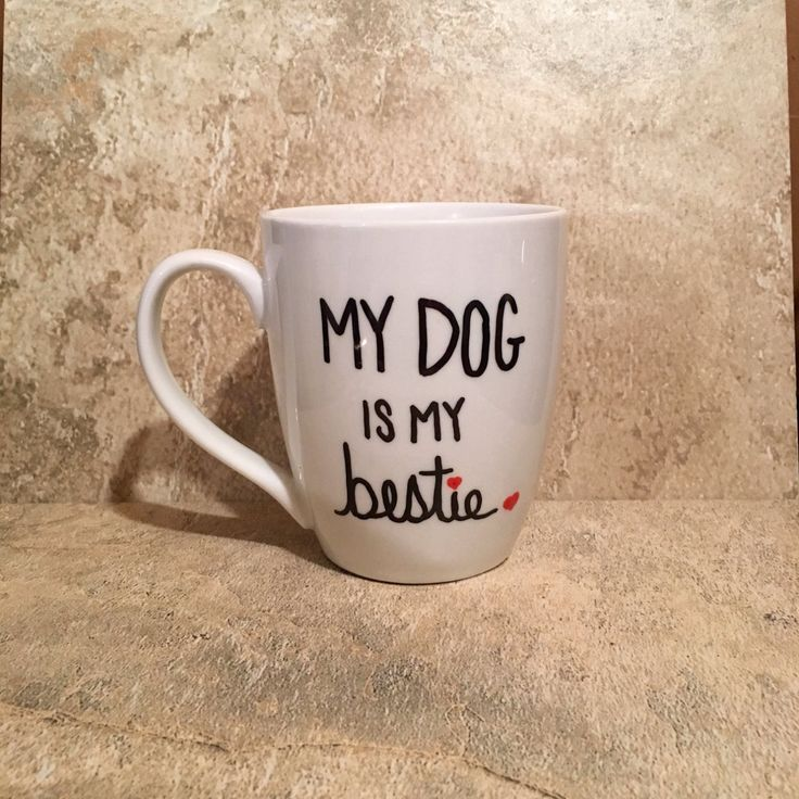 Ordinary Dog Gifts For Her Part - 7: My Dog Is My Bestie, Dog Lover, Gift For Her, Gift For Him