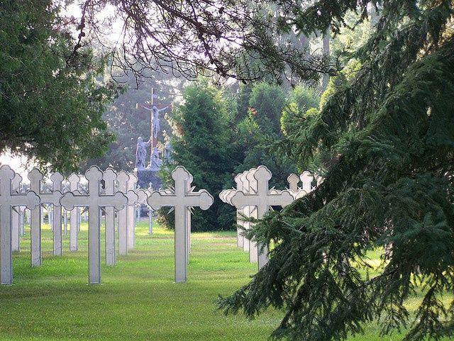 Monastery cemetery, College of St. Benedict, st. Joseph, MN