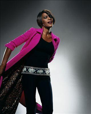 Whitney Houston.