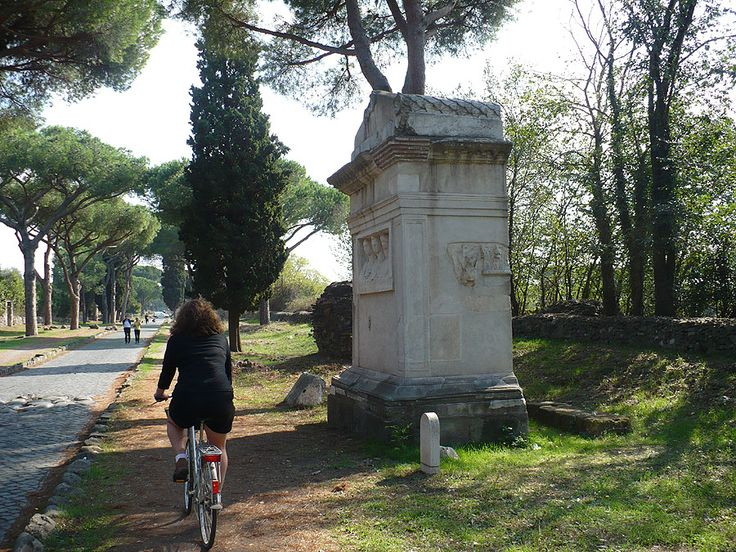 "Our Via Appia Travel Guide will teach you about the Appian Way or Via Appia is known as ""the queen of the long roads"". Via Appia is a must see when in Rome."