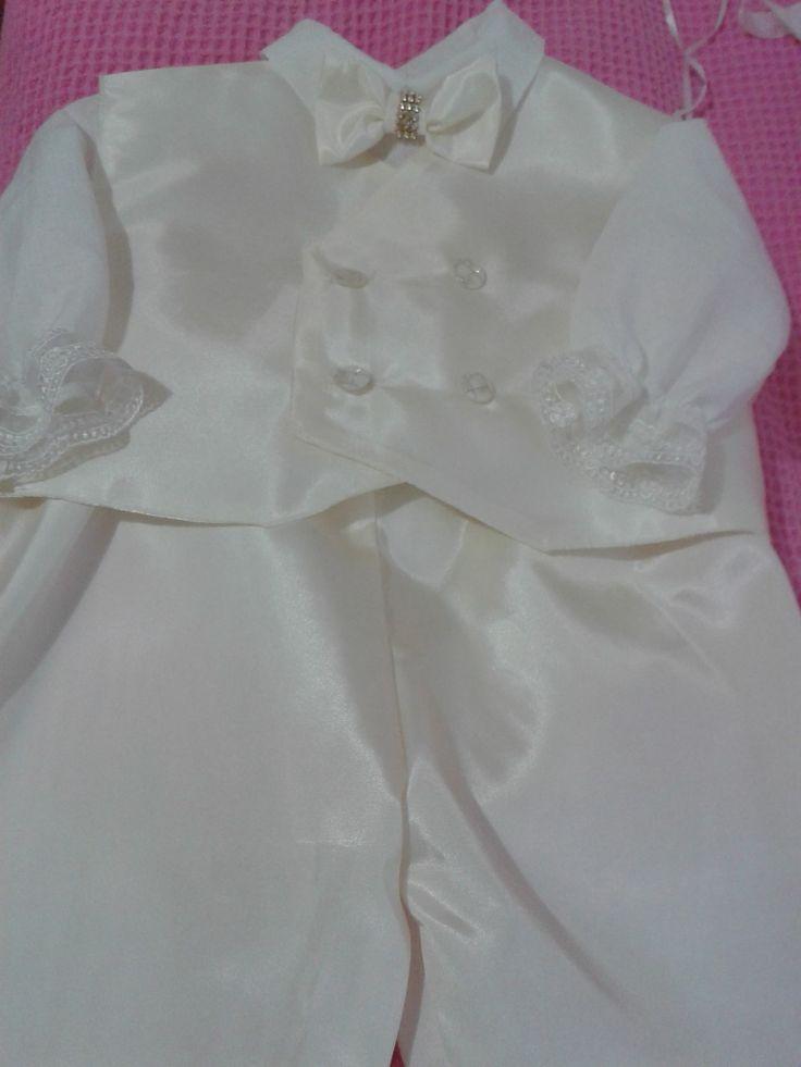 erkek çocuğu vaftiz kıyafeti