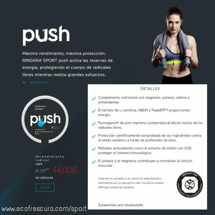 Más info y compras en www.ecofrescura.com/sport