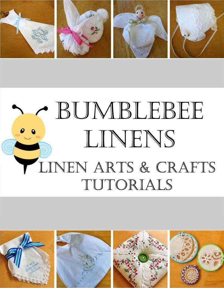 111 best bumblebee linens tutorials images on pinterest diy fun arts and crafts projects with handkerchiefs and linens over at bumblebeelinens junglespirit Images