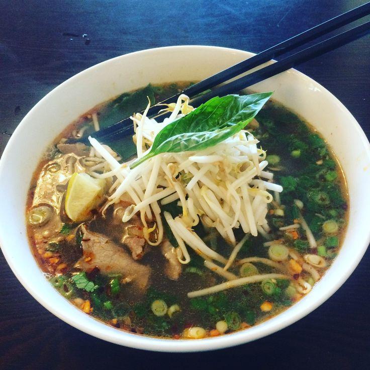 Beef Satay Pho