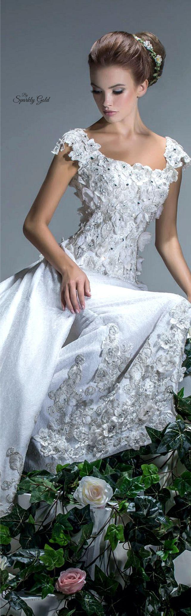 4245 best Weddings images on Pinterest | Gown wedding, Flower girls ...