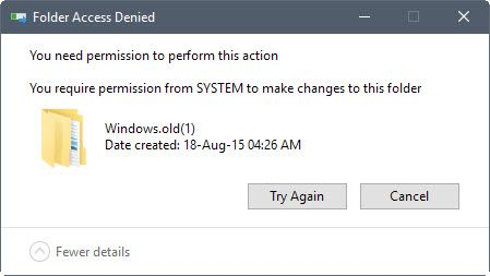 This guide provides you with detailed instructions on deleting the Windows.old folder on a Windows computer manually and forcefully.