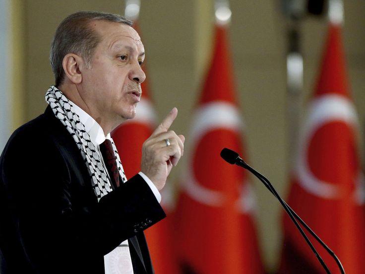 President Erdogan: Turkey intervened in Syria to end the 'rule of the cruel Assad'