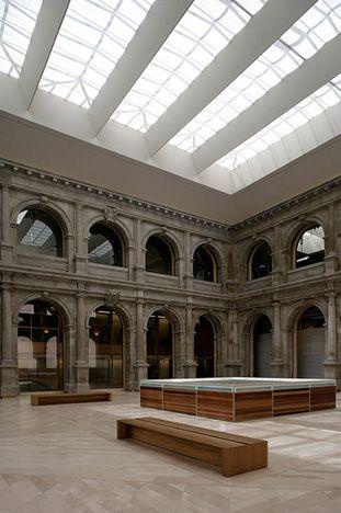 Claustro de los Jerónimos, ampliacion del Museo del Prado, Madrid