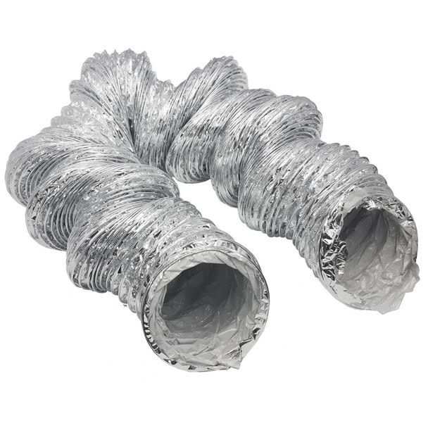 Ap Products 0133100m 10 Heating Cooling Flex Duct Tubing 10 Feet Flex Duct Heating And Cooling Furnace Vent