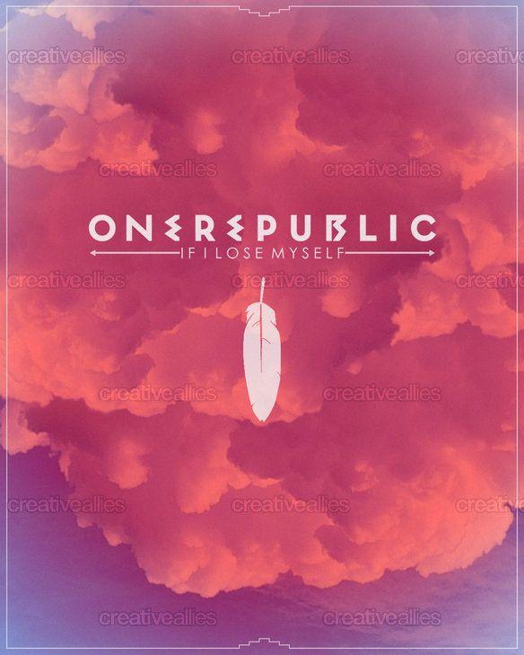 OneRepublic Poster by josephjbilly on CreativeAllies.com