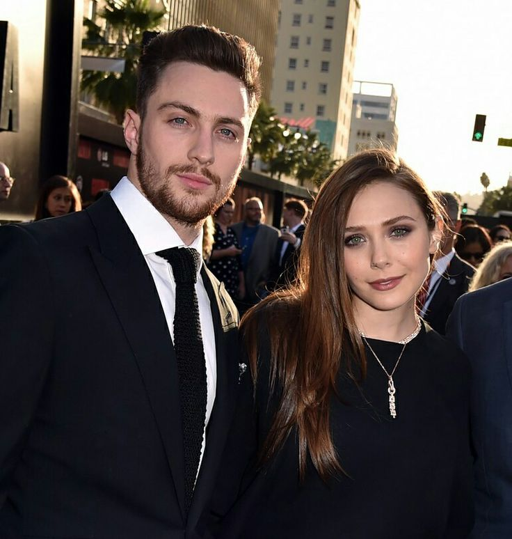 elizabeth olsen and aaron taylor johnson relationship questions