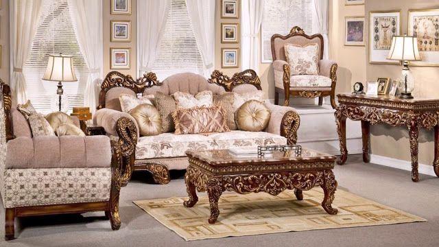 Imágenes Victorianas: Muebles estilo victoriano.