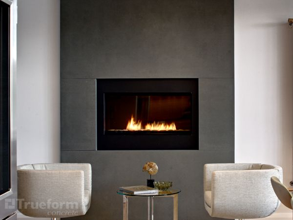 19 best images about concrete fireplace surrounds gallery