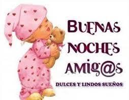 Image result for buenas noches amiga