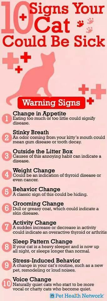 10 signs
