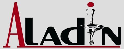 La marque Aladin a su s'imposé depuis des années sur le marché mondial dans la production de narguilés et accessoires de grande qualité. Ils ont su mêler la fabrication traditionnelle de chichas avec les design modernes. Rapprochant l'Est Oriental de l'Europe Occidentale les chicha modernes de la marque Aladin ont su trouvé des amateurs à travers le monde. http://www.smoking.fr/aladin-m-123.html