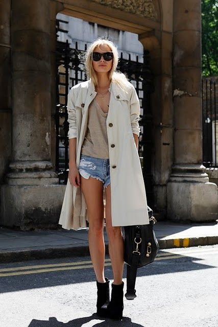 Trench Coat→ 10 Must-Haves to Update Your Spring Wardrobe | 29Secrets