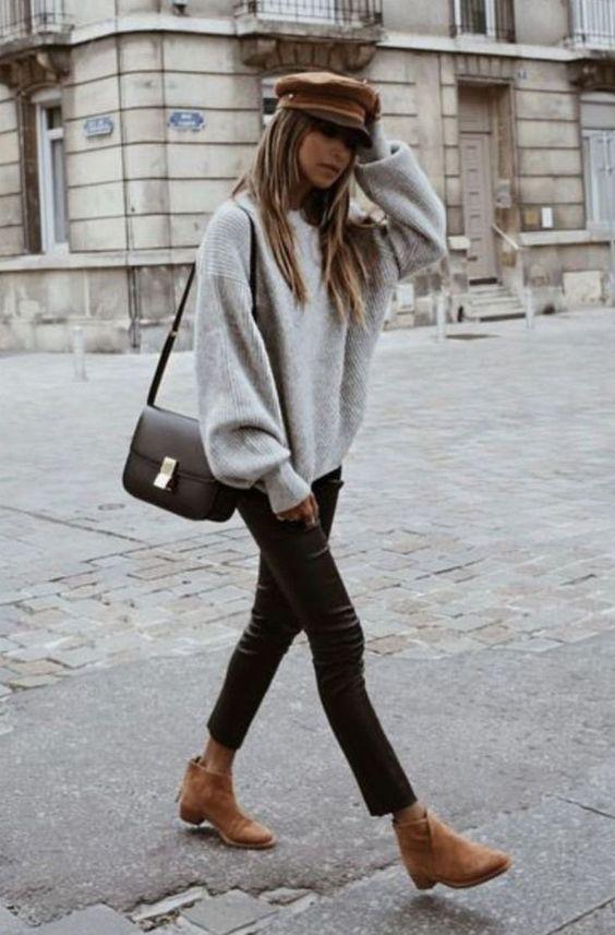 Tendencias moda otoño- invierno 2019 . Mango 37b688fd38e7