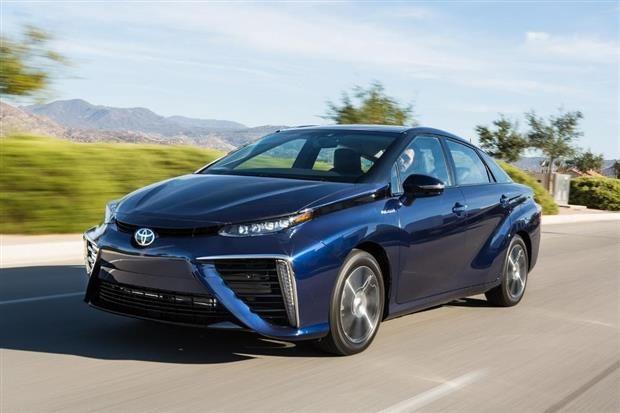 Toyota Mirai : essai de la première voiture à hydrogène