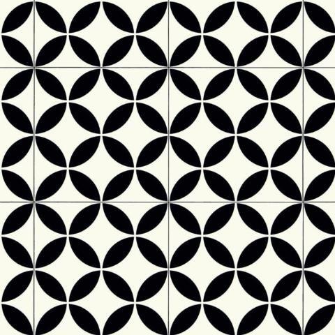 <b>Ronda Black Vinyl Flooring: Sample</b>