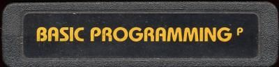 Basic Programming (1979) CX-2620