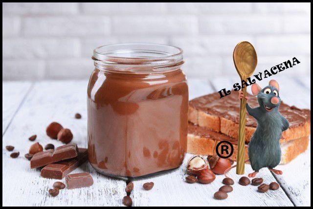 nutella fatta in casa 2