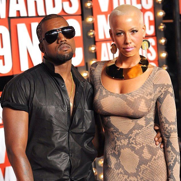 . Kanye West had quite the response to Amber Rose's NSFW tweetslink in bio!  (:Dimitrios Kambouris/Getty Images) by eonline