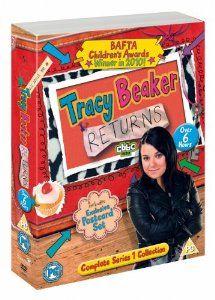 Tracy Beaker Returns [DVD]: Amazon.co.uk: Dani Harmer, Connor Byrne, Kay Purcell, Amy-Leigh Hickman, Mia McKenna-Bruce, Joe Maw: Film & TV