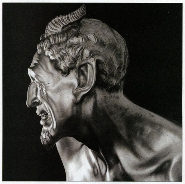 Robert Mapplethorpe: Statue of a devil