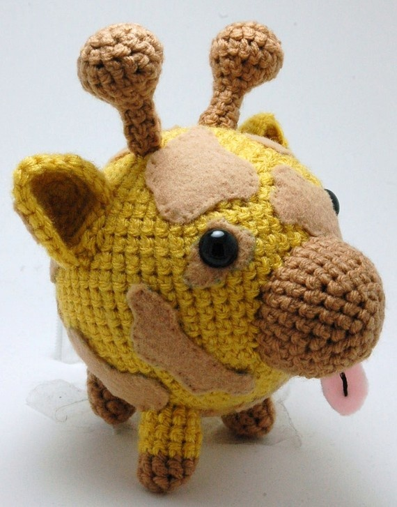 Giraffe Gurumi From Castle Crashers Castle Crashers Crochet Crafts