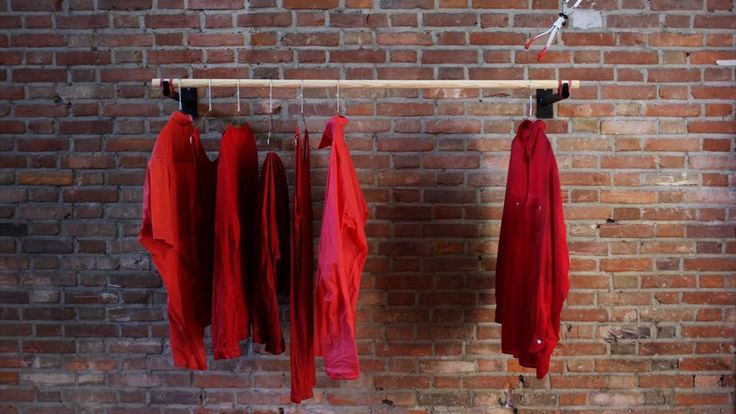ROOD by rENs. Working as an alchemist with the magic of dyeing; balancing, dipping the clothes in a tub of liquid dye, the tint, the water, ...