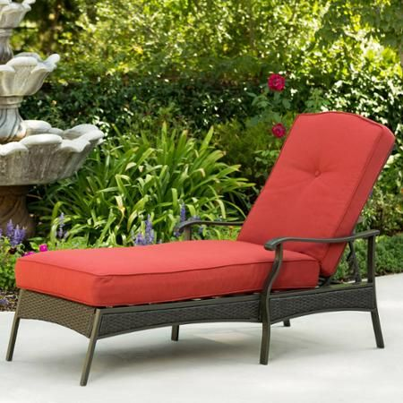 Better homes and gardens providence chaise lounge for Better homes and gardens azalea ridge chaise lounge
