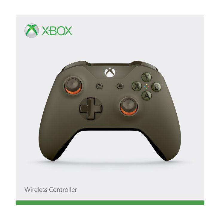 Verde y Rojo son los nuevos mandos de Xbox One