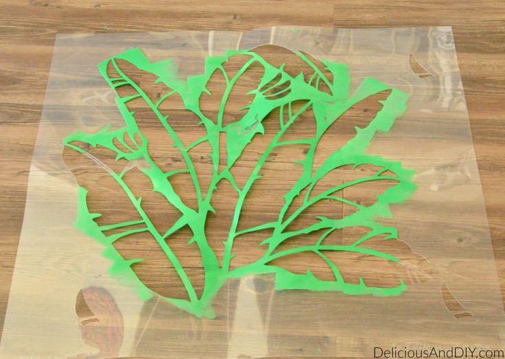 222 Best Nature Stencils & Decor Images On Pinterest