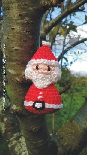I know, we are still in November, but I notice many people is already looking for Christmas ornaments. For those looking for amigurumi C...