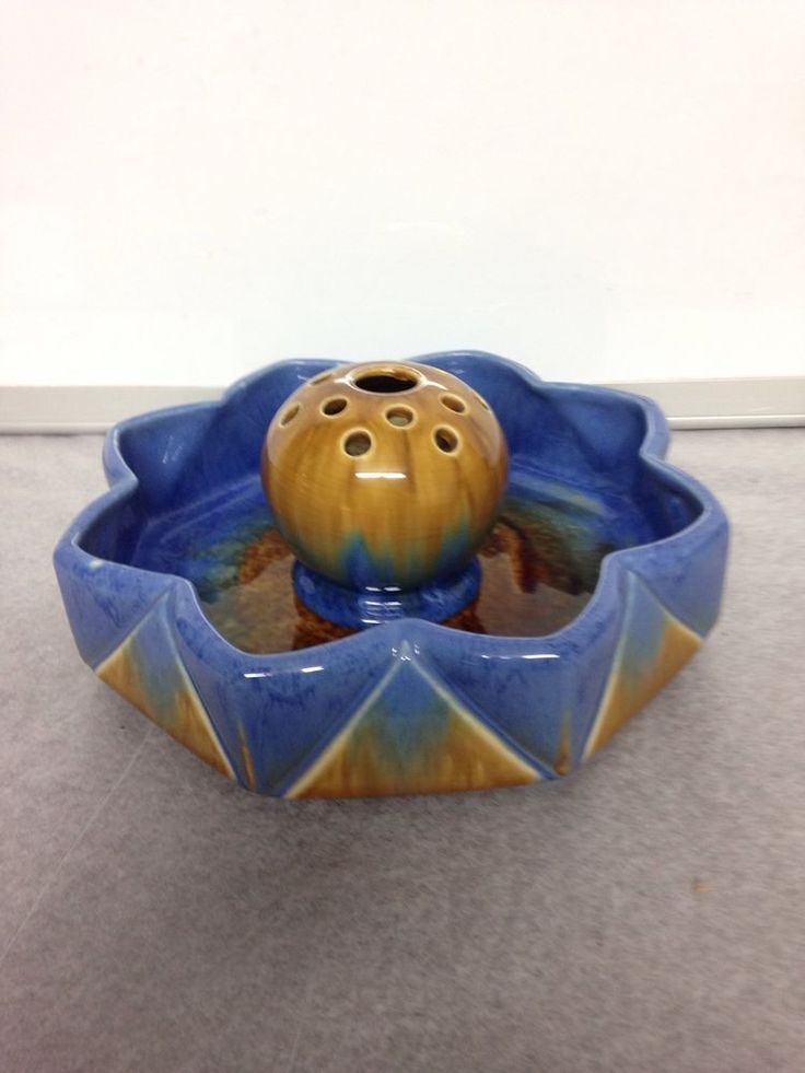 Regal Mashman Float Bowl with Frog  | eBay frog - 63