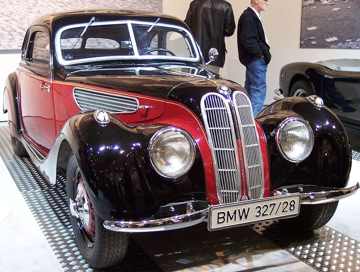 BMW 327-328 1937 bicolor vr TCE - Bristol Cars – Wikipedia