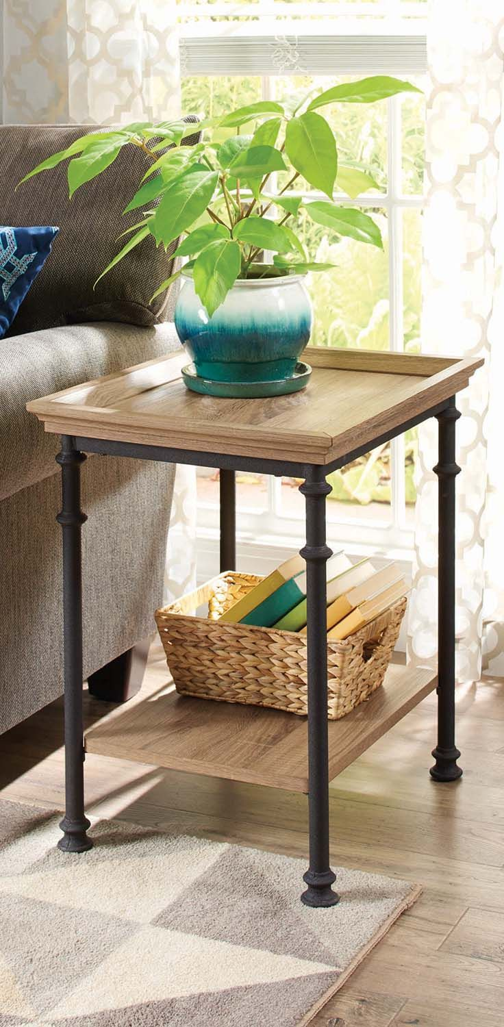 Better homes and gardens living room ideas - Better Homes And Gardens River Crest Side Table
