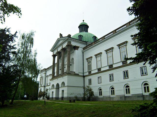 Kistapolcsany:Keglevich-kastély