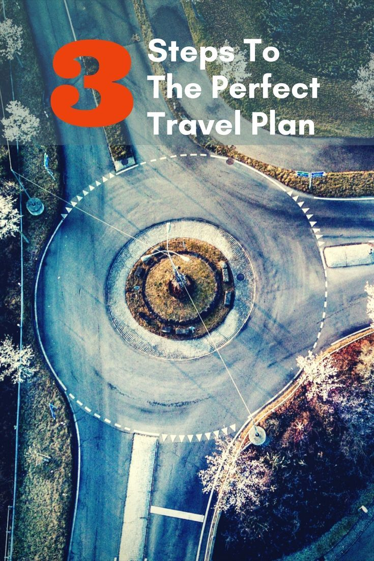 Travel is an adventure. It starts with a dream and a passion to go. Come find out  the 3 steps to the perfect travel plan! #travelDream #TravelPlan #Wanderlust