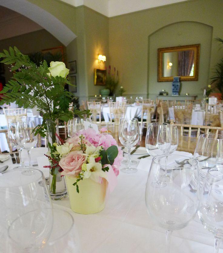 Wedding in Halpin Suite